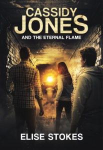 Cassidy Jones & The Eternal Flame by Elise Stokes